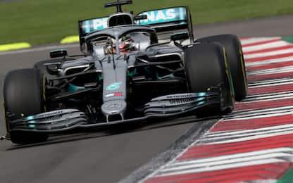 F1, l'analisi tecnica dal Messico