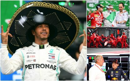 Hamilton incanta, Ferrari non brilla: highlights