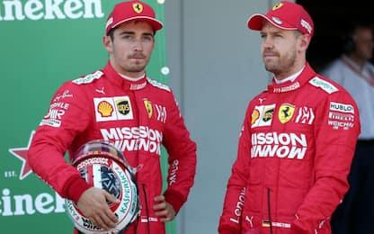 """GP Usa, Vettel: """"La strategia è aperta"""""""