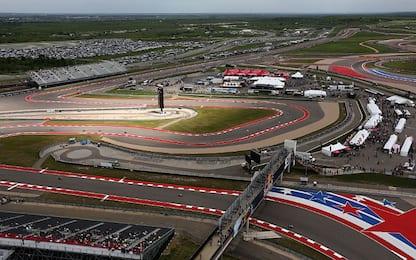 GP Austin, tutto sul circuito