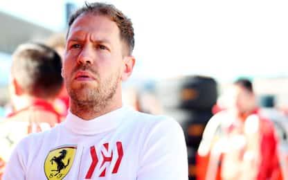 Problemi per Vettel, al suo posto debutta Leclerc