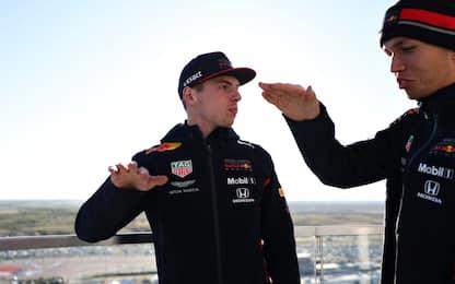 """Verstappen: """"Hamilton non è così lontano"""""""