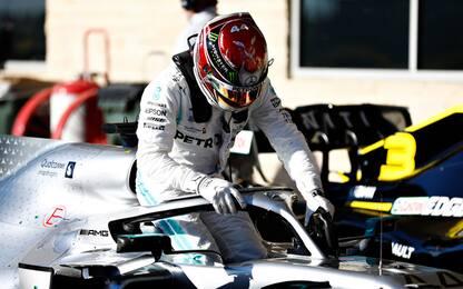 """Hamilton: """"Qualifica da dimenticare"""""""