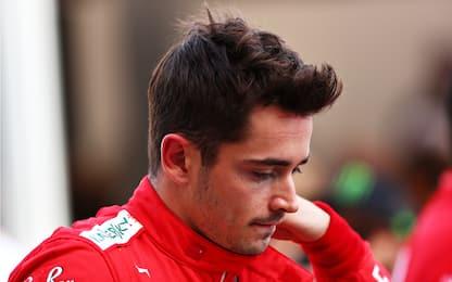 """Leclerc: """"Contento della qualifica. Più o meno"""""""