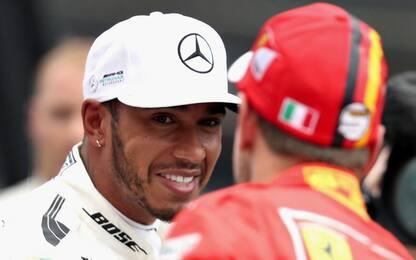 Hamilton, testa al Brasile e sguardo al futuro