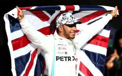 Le classifiche dopo Austin: Hamilton campione