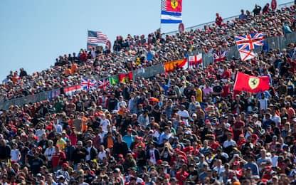 Formula 1, GP USA: gli orari delle repliche