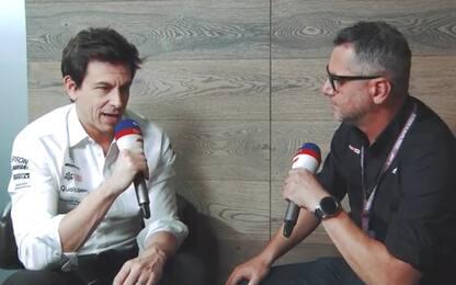 """Wolff: """"Hamilton-Ferrari? C'è questo sogno"""""""