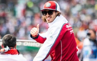 Giovinazzi, è ufficiale: con Alfa anche nel 2020