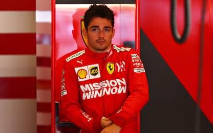 """Leclerc assicura: """"Rapporto con Vettel non cambia"""""""