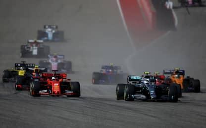 GP Usa, l'analisi tecnica della gara
