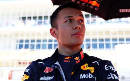 Red Bull conferma Albon, Toro Rosso Kvyat e Gasly