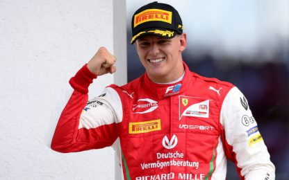 """Schumi jr: """"In F1 nel 2020? Nessuna possibilità"""""""