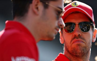 """Vettel: """"Attacchi? Ognuno dica ciò che vuole"""""""