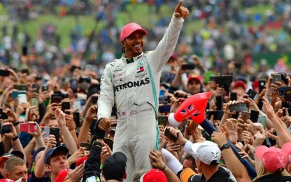 """Hamilton: """"Ritiro? Nel 2020 voglio settimo titolo"""""""