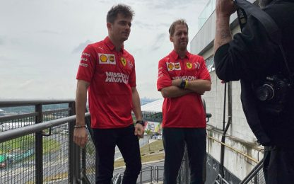 """Leclerc: """"Cambio motore? Nulla da dimostrare"""""""