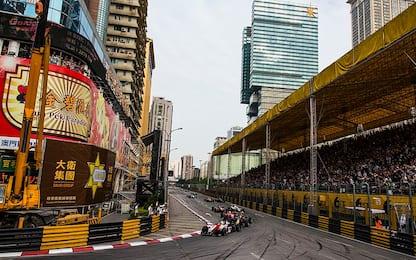 F3, il GP di Macao domenica su Sky Sport