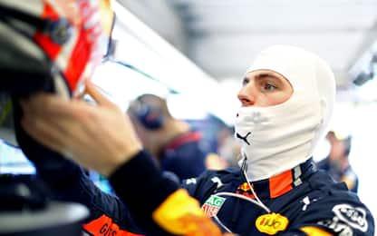 """Verstappen: """"Ferrari come prima di Austin? Non so"""""""