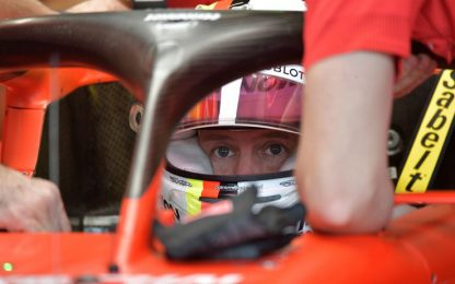 GP Brasile, a Vettel le Libere 2. Leclerc 2°