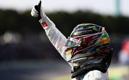 """Hamilton: """"Superare le Ferrari è sempre difficile"""""""