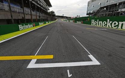 Formula 1, GP Brasile: gli orari delle repliche