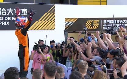 F3, l'olandese Verschoor vince Gp Macao