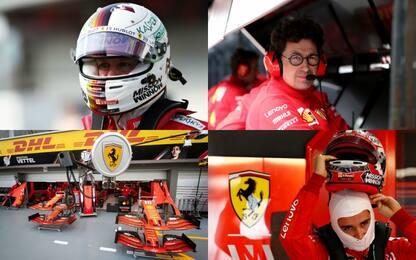 Ferrari, è successo quello che doveva succedere