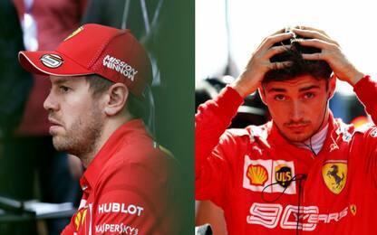 Vettel-Leclerc, le origini della rivalità Ferrari