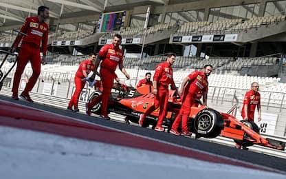 Ferrari, dal pasticcio al riscatto per l'ultimo GP