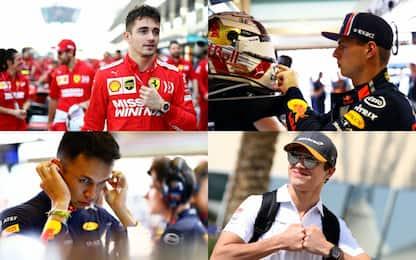 Leclerc e gli altri: nuova generazione di fenomeni