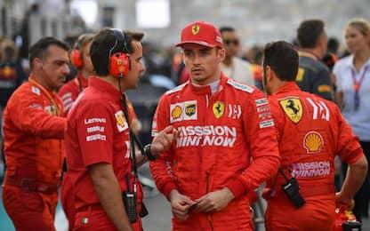 Ferrari, controlli benzina Leclerc: pesante multa
