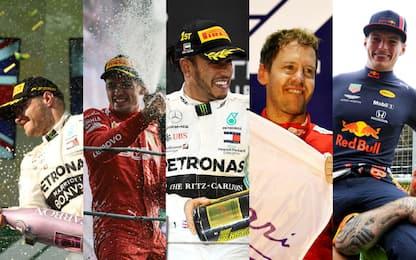 Un anno di F1: il meglio del Mondiale 2019. FOTO