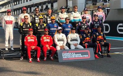 Le pagelle del GP di Abu Dhabi