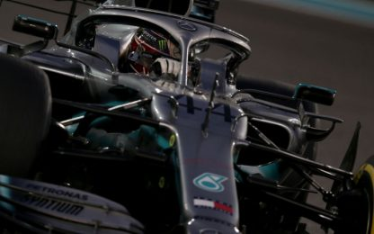 Mercedes, strapotere anche a Yas Marina: l'analisi