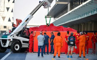 2019 Abu Dhabi December Testing