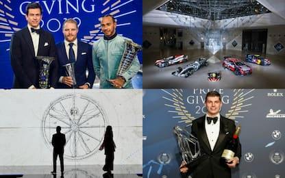 Da Hamilton a Verstappen: tutti i premi FIA 2019