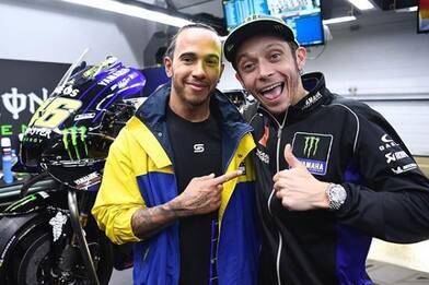 """Hamilton-Rossi, a Valencia scatta lo """"scambio"""""""