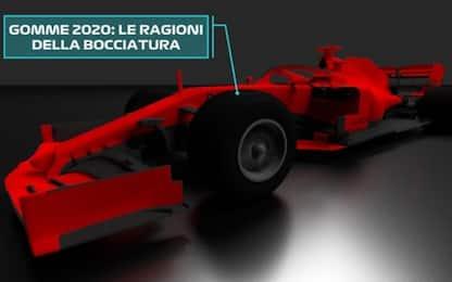 F1, perché i team hanno bocciato le gomme 2020?