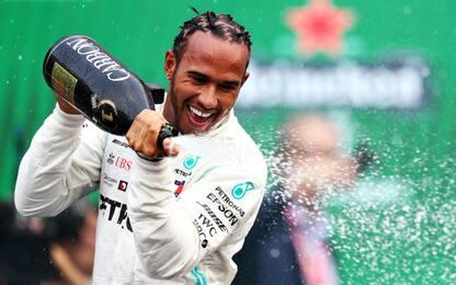 Auguri Lewis Hamilton: 35 anni... Mondiali! FOTO