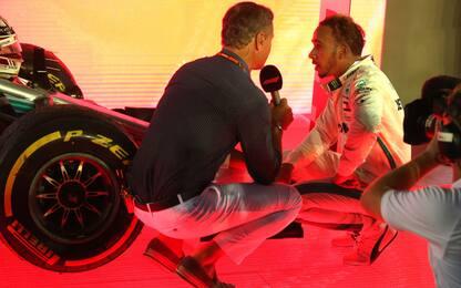 """Coulthard: """"Hamilton non ha bisogno della Ferrari"""""""