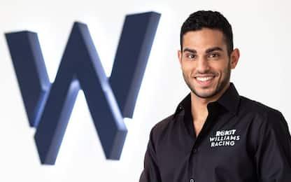 Chi è Nissany, il pilota israeliano della Williams
