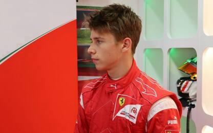 Il fratello di Leclerc entra nella Ferrari Academy