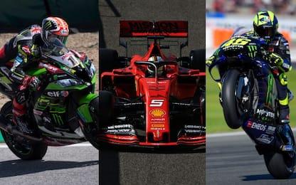 F1, MotoGP, SBK: Sky Sport è la casa dei motori