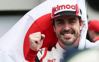 """Alonso: """"Hamilton vince ma senza pressione"""""""