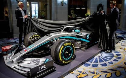 F1, il calendario delle presentazioni ufficiali