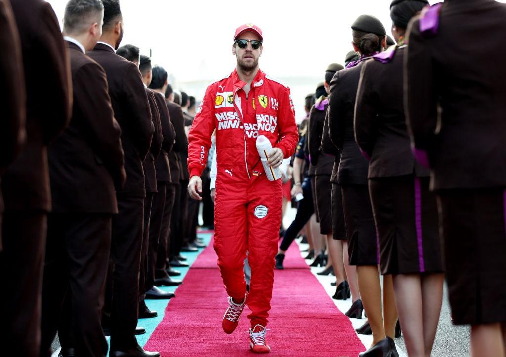 Vettel, 2019