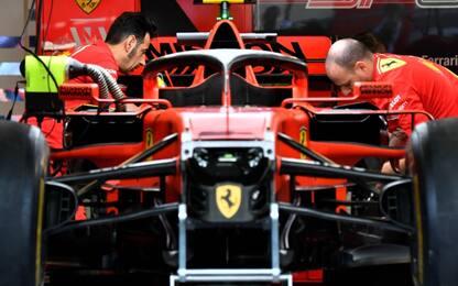 La Ferrari si svela: orari e programma su Sky