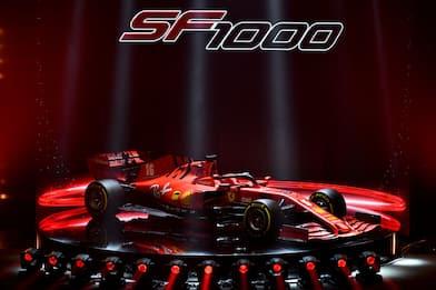 Svelata la Ferrari, si chiama SF1000. VIDEO