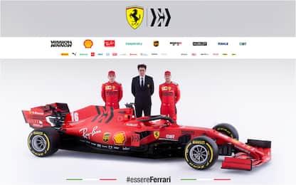 Ferrari, tutte le FOTO della nuova SF1000