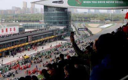 Coronavirus, i dubbi oltre il GP Cina: le ipotesi